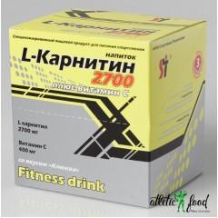 НПО - L-карнитин 2700 мг + витамин С - 20 ампул