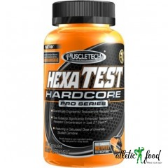 MuscleTech HexaTest Hardcore Pro - 168 капсул