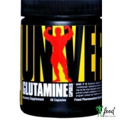 Universal Nutrition Glutamine - 50 капсул