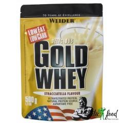 Weider Gold Whey - 500 грамм