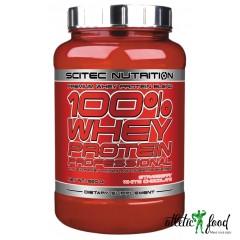 Scitec Nutrition 100% Whey Protein Professional - 920 грамм