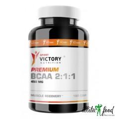 Sport Victory Nutrition Premium BCAA 2:1:1 450 mg 180 cap