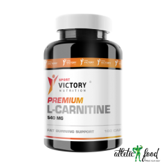Sport Victory Nutrition Premium L-Carnitine 540mg 100 cap