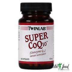 Twinlab CoQ10 - 60 капсул