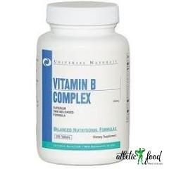 Universal Nutrition Vitamin B Complex - 100 таблеток