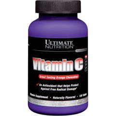 Ultimate Nutrition Vitamin C - 120 таблеток
