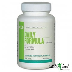 Universal Nutrition Daily Formula - 100 таблеток