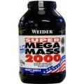 Weider Mega Mass 2000 - 4500 грамм