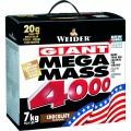 Weider Mega Mass 4000 - 7000 грамм