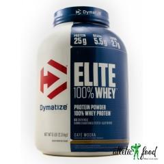 Отзывы Dymatize Elite Whey Protein  - 2268 грамм