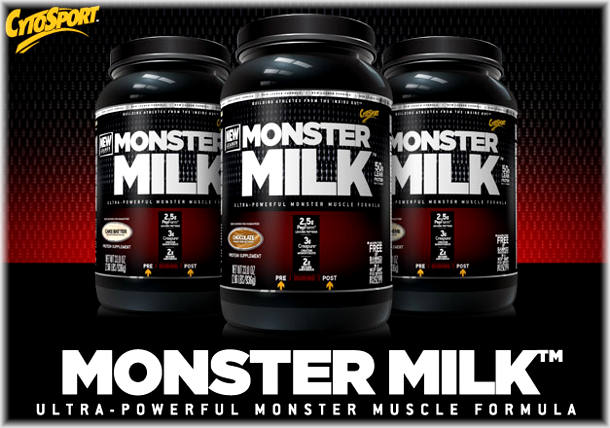 Cytosport Nutrition Monster Milk