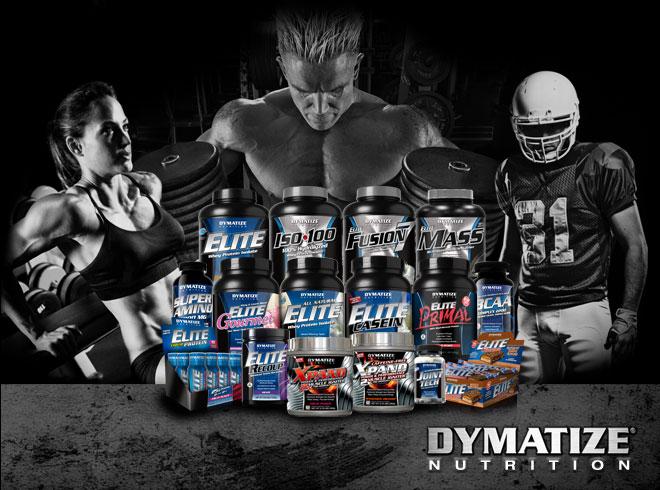 dymatize спортивное питание