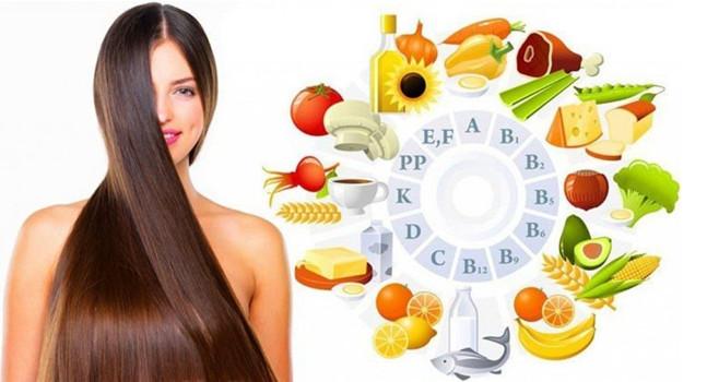 Свойства витаминов для волос
