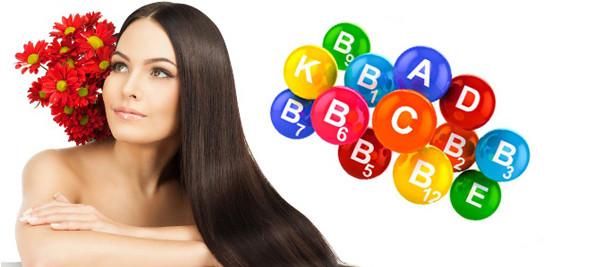 Для чего необходимы витамины для волос
