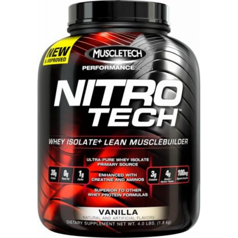 MuscleTech Nitro-Tech Perfomance Series