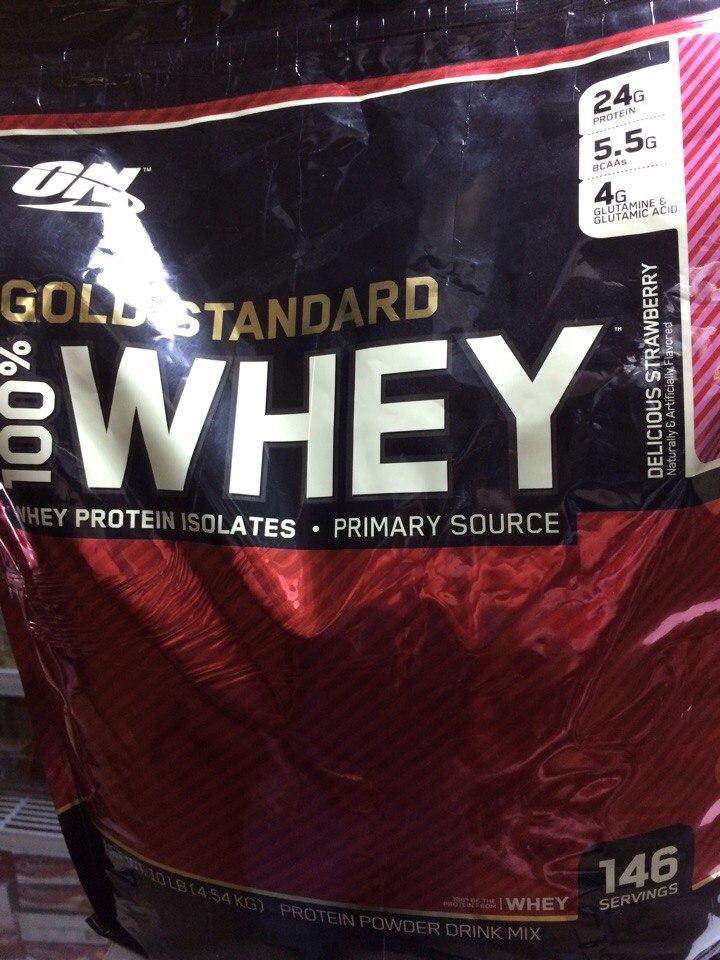протеин on 100 whey gold standard купить в москве