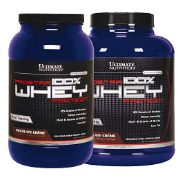 вес протеина  prostar whey ultimate