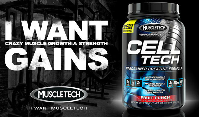 MuscleTech Cell-Tech Performance информация