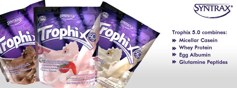 Syntrax Trophix протеин