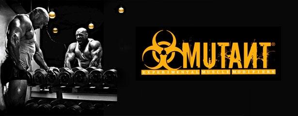 mutant спортивное питание