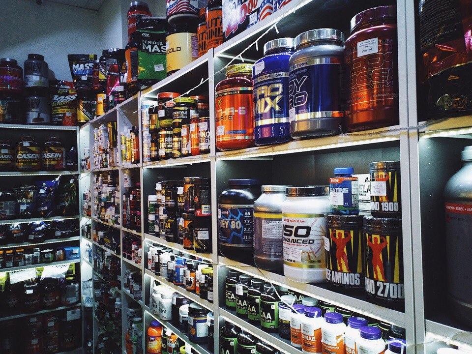 Купить спортивное питание