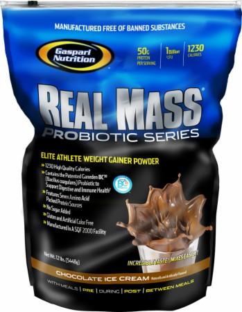 гейнер Gaspari Nutrition Real Mass