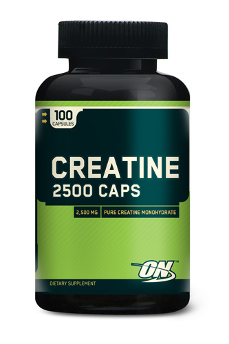 Optimum Nutrition Creatine 2500 Caps 100 капсул