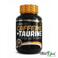 BioTech Caffeine & Taurine - 60 капсул