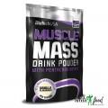 BioTech Muscle Mass - 1000 грамм