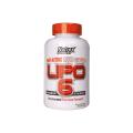 Nutrex Lipo 6 - 120 капсул