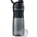 BlenderBottle SportMixer Twist Tritan бутылка-шейкер - 828 мл. (черный)