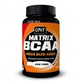 QNT Matrix BCAA 4800 - 200 таблеток