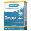 VPLab Omega 3-6-9 - 60 капсул