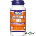 NOW TestoJack 100 - 60 капсул