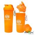 Smartshake Neon Slim - 500 мл (оранжевый)