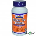 NOW Green Tea Extract 400mg - 100 капсул