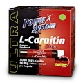 Power System L-Carnitin Fire 20х25мл - 3000 мг
