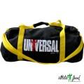 Universal Nutrition - спортивная сумка желтая