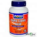 NOW Alpha Lipoic Acid - 60 капсул (100мг)