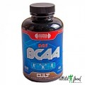 Cult BCAA 8-1-1 - 200 капсул