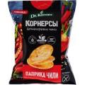 Dr.Korner Чипсы цельнозерновые кукурузно-рисовые с паприкой и чили - 50 грамм