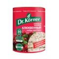 Dr.Korner Хлебцы «Злаковый коктейль» Клюквенный - 100 грамм