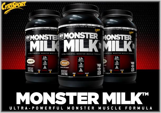 Cytosport Nutrition Monster Milk