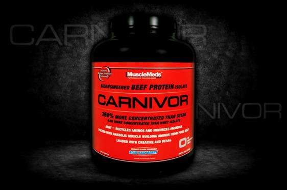 carnivor говяжий протеин