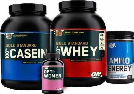 витамины спортивные women